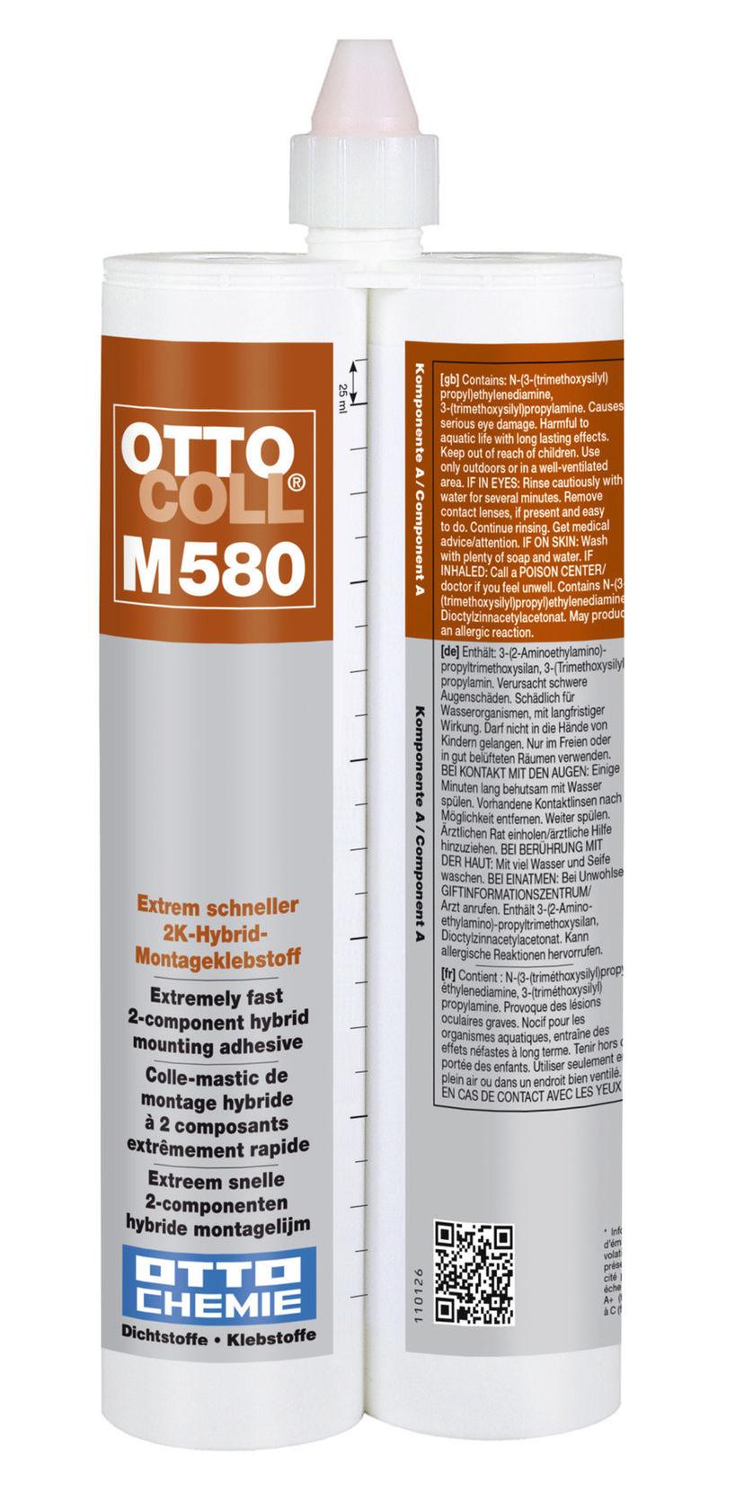 M 580 Kartusche