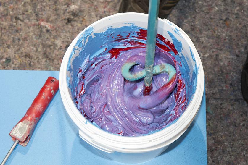 Ofs Farbpaste Einruehren1